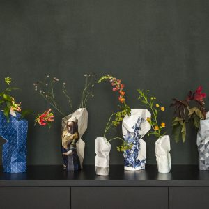 Tiny Miracles Paper Vases