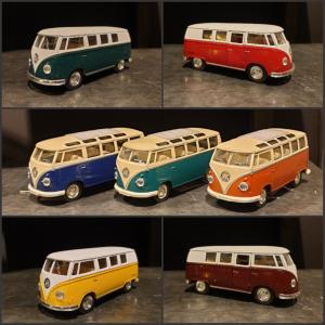Decoratieve VW busjes